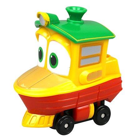 Паровозик Robot Trains Дак