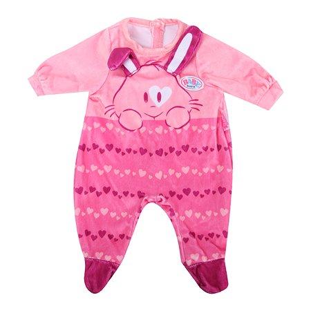 Одежда для куклы Zapf Creation Baby Born Розовый 824-566