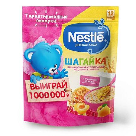 Каша Nestle мультизлаковая мед-абрикос-малина 190г с 12месяцев
