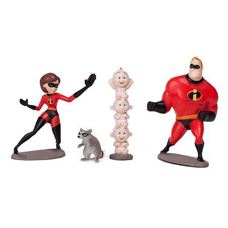 Набор фигурок The Incredibles 2 4 шт 76708