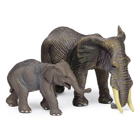 Набор фигурок Attivio Слоны 2 шт YS941207