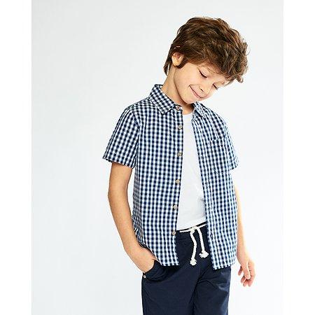 Рубашка Futurino синяя