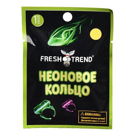 Кольцо FRESH-TREND неоновое YJ027161494