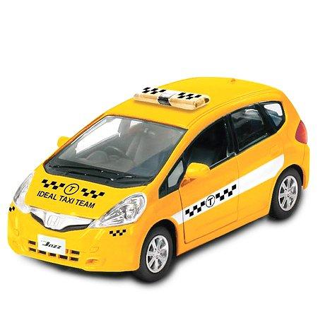 Модель машины IDEAL Хонда ДЖАЗЗ Такси 1:30-39