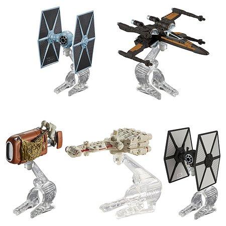 Машина Hot Wheels Star Wars Звездные корабли в ассортименте CGW52