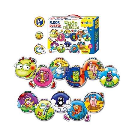 Пазлы Toys Union Чудо гусеница