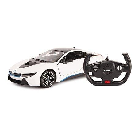 Машина Rastar РУ 1:14 BMW i8 Белая 71010