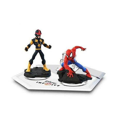 Набор 2+1 Disney Interactive Studios 2.0 (Marvel) Человек-паук (Человек Паук, Нова)