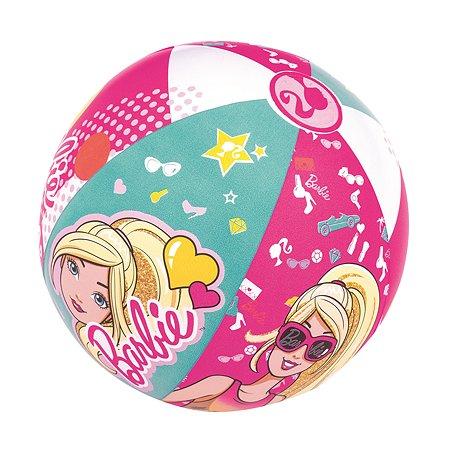 Мяч надувной Bestway Barbie 93201
