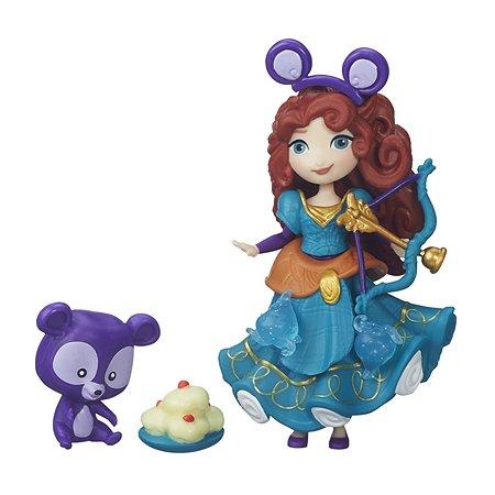 Набор Princess маленькая кукла Принцесса MERIDA