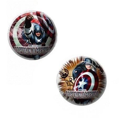 Мяч Unice Капитан Америка 15 см в ассортименте