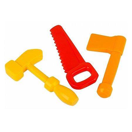 Набор инструментов Росигрушка Маленький столяр