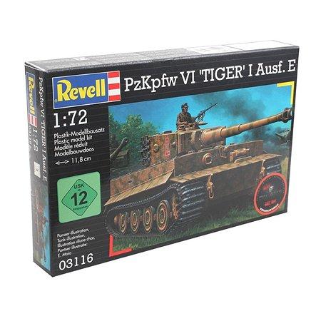 Танк Revell PzKpfw VI Tiger 1:72 (3)