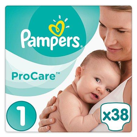 Подгузники Pampers Procare 1 2-5кг38шт