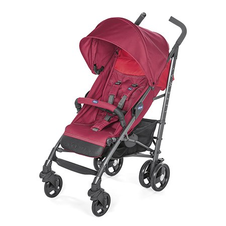 Коляска Chicco Lite Way3 Red Berry