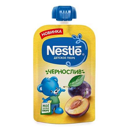 Пюре Nestle чернослив 90г с 4месяцев