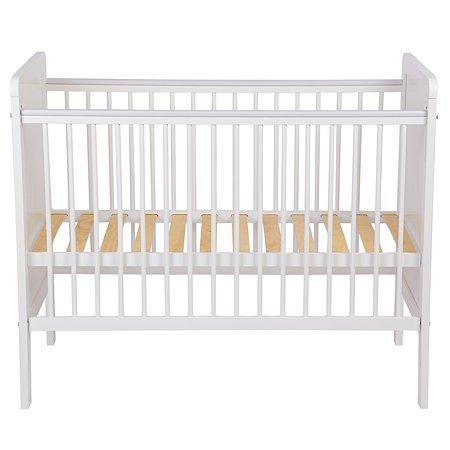 Кроватка Polini kids Simple 220 Белый