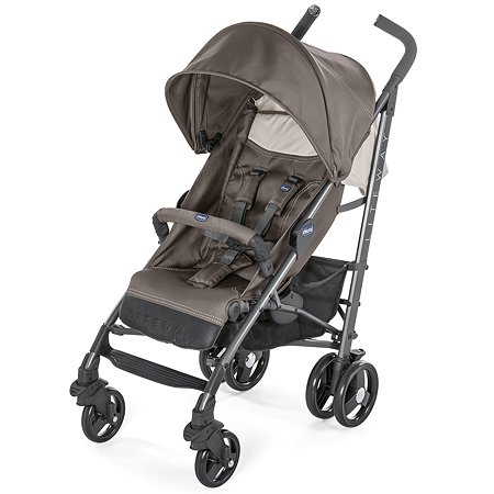 Коляска Chicco Lite Way3 Dove Grey