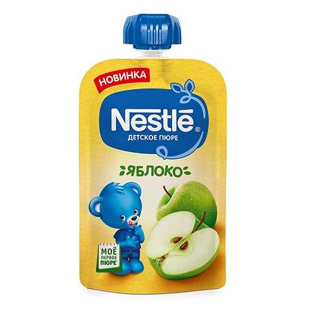 Пюре Nestle яблоко 90г с 4месяцев