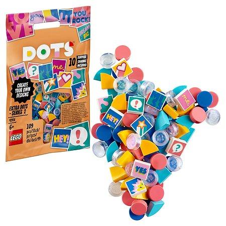 Конструктор LEGO Dots Тайлы Dots 41916