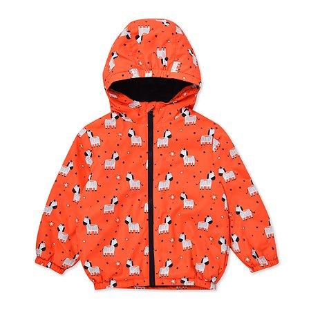 Куртка BabyGo оранжевая