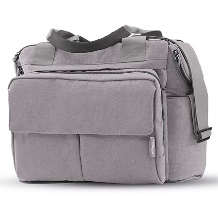 Сумка для коляски Inglesina Dual Bag Stone Grey