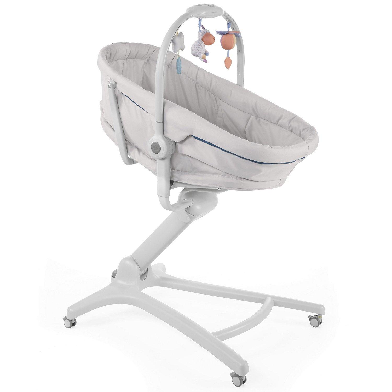 6bdafa997a1 Кроватка-стульчик Chicco Baby Hug 4в1 Glacial - купить в интернет ...