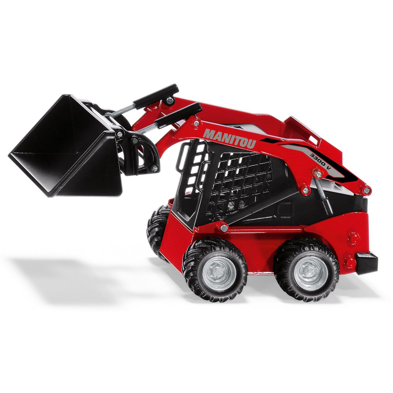Купить новый мини-погрузчик с бортовым поворотом JCB