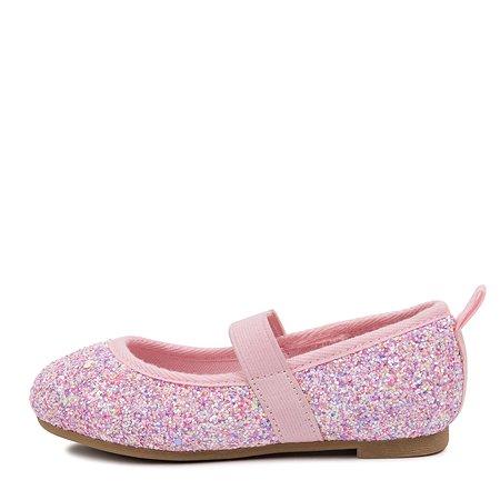Туфли Futurino розовые