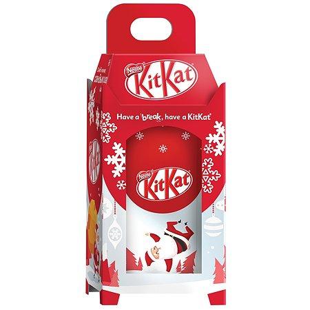 Набор подарочный KitKat с копилкой 375г 12390966