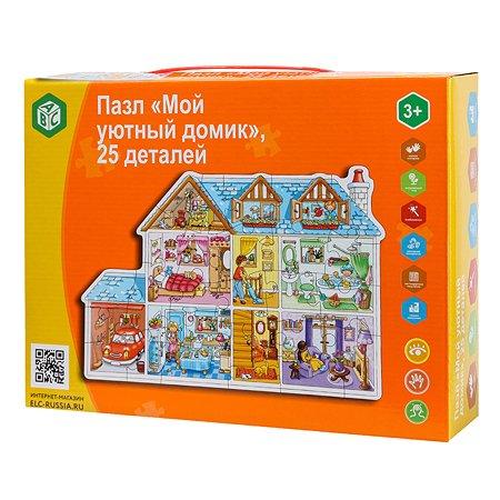 Пазл ABC Мой уютный домик 25деталей YJ188190036