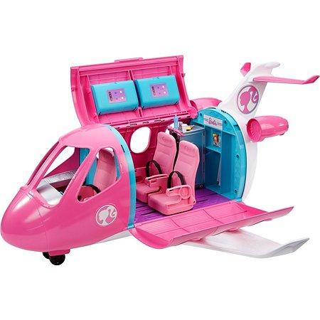 Набор игровой Barbie Самолет мечты GDG76