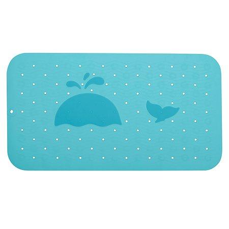 Коврик для ванной Stefan для мытья животных противоскользящий бирюзовый Stefan