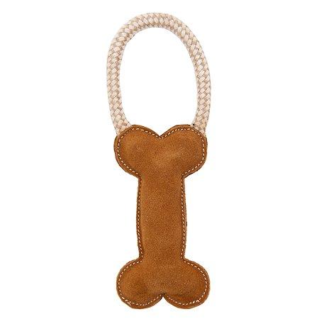 Игрушка для собак Ankur Кость с петлей EIP-4015