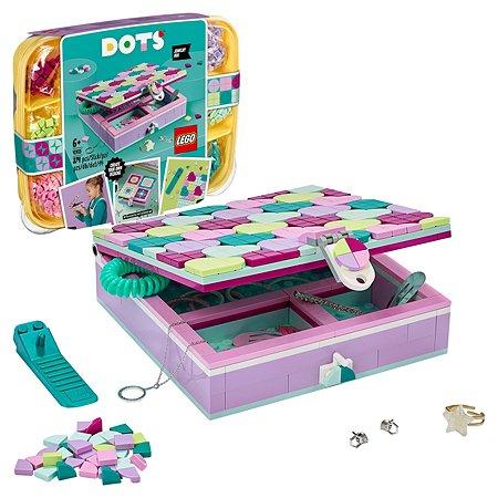 Конструктор LEGO Dots Шкатулка для драгоценностей 41915