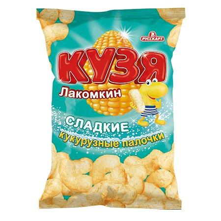 Палочки Кузя Лакомкин кукурузные с сахарной пудрой 85г с 3лет