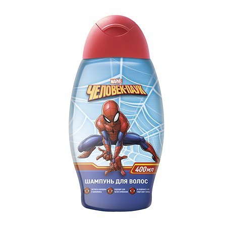Шампунь Spider-man 400 мл