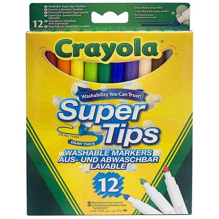 Фломастеры Crayola 12 шт