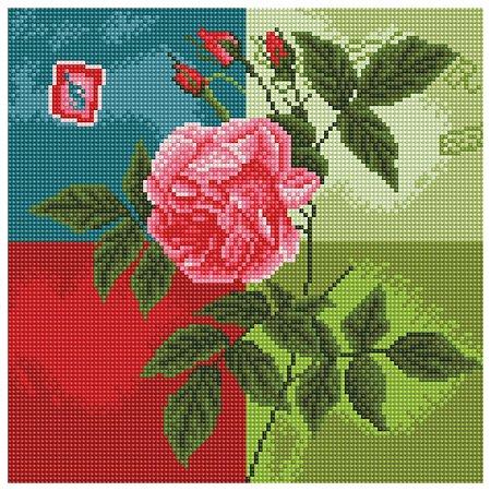 Набор Белоснежка Нежная роза