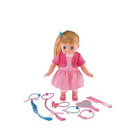Кукла ELC с аксессуарами для причесок
