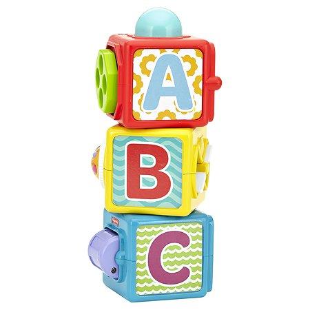 Набор кубиков Fisher Price для малышей