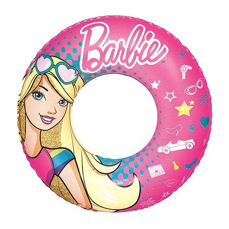 Круг для плавания Bestway Barbie 93202