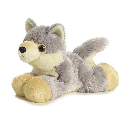 Мягкая игрушка Aurora Волчонок