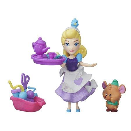 Набор Princess маленькая кукла Принцесса CINDERELLA