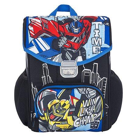 Рюкзак Kinderline Transformers школьный TREB-MT1-158