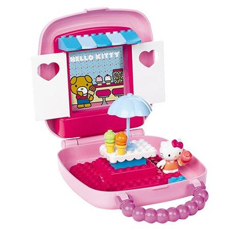 Конструктор Mega Bloks Hello Kitty Чемоданчик в ассортименте