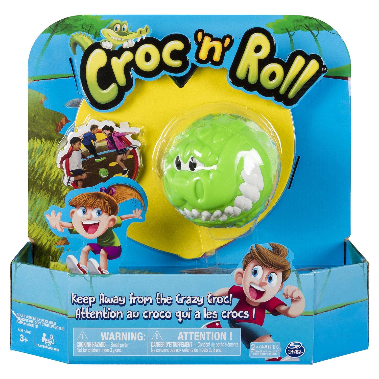 Игра настольная Spin Master Крутящийся крокодильчик 6044750