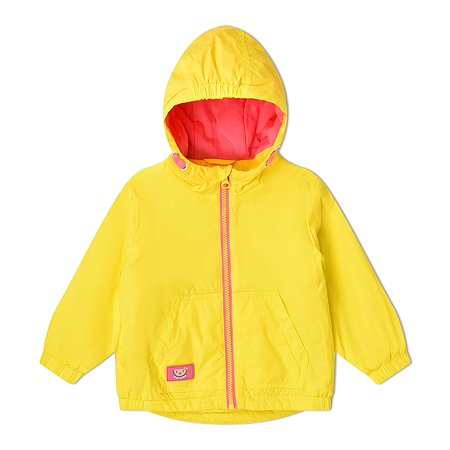 Куртка BabyGo жёлтая