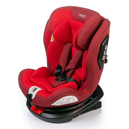 Автокресло Comsafe UniGuard 0+/1/2/3 Isofix Red