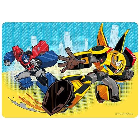 Подкладка на стол Полиграф Принт Transformers TREB-US1-PLBA4